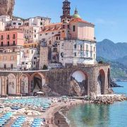 Küstenhotel Italien
