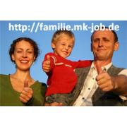 Familie und Beruf vereinen. Arbeiten von zu Hause. Job im Home Office, Heimarbeit job image